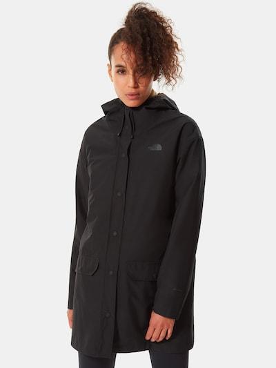 THE NORTH FACE Přechodný kabát 'W WOODMONT' - modrá, Model/ka