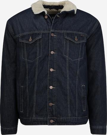 Only & Sons Big & Tall Overgangsjakke 'LOUIS' i blå