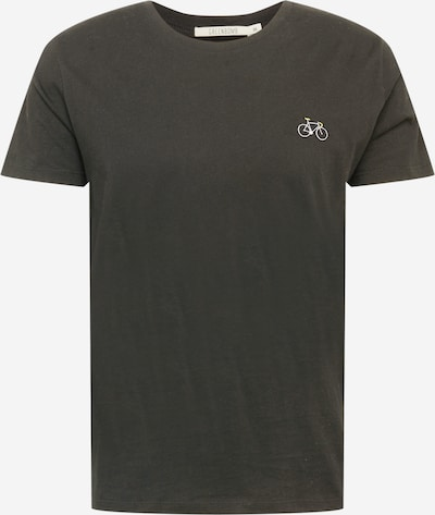 GREENBOMB T-Shirt 'Bike Sprint' en noir, Vue avec produit