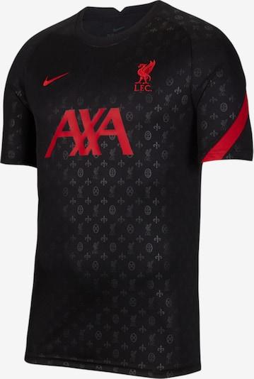 Triko 'Liverpool FC' iš NIKE , spalva - rūdžių raudona / juoda, Prekių apžvalga