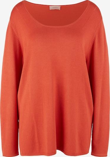 TRIANGLE Pullover in orange, Produktansicht