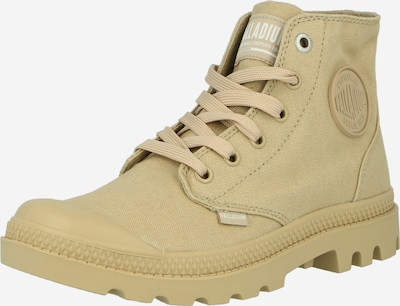 Sneaker alta Palladium di colore beige, Visualizzazione prodotti