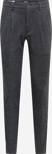 Pantaloni con pieghe 'MARCO' JACK & JONES di colore grigio scuro, Visualizzazione prodotti