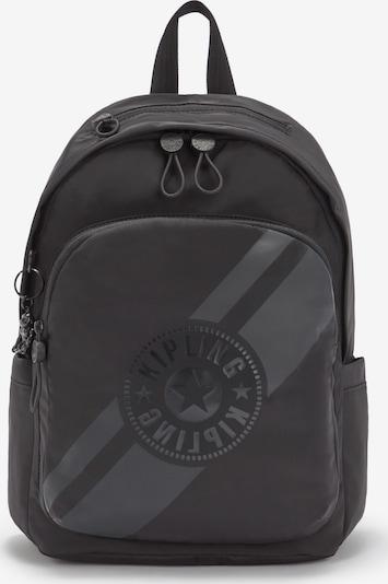KIPLING Rucksack ' Delia ' in grau / schwarz, Produktansicht