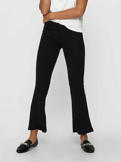 JACQUELINE de YONG Jeggings in schwarz, Modelansicht