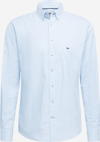 FYNCH-HATTON Hemd in Blau