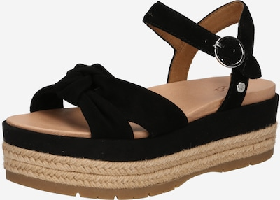 UGG Strap sandal 'TRISHA' in Black, Item view
