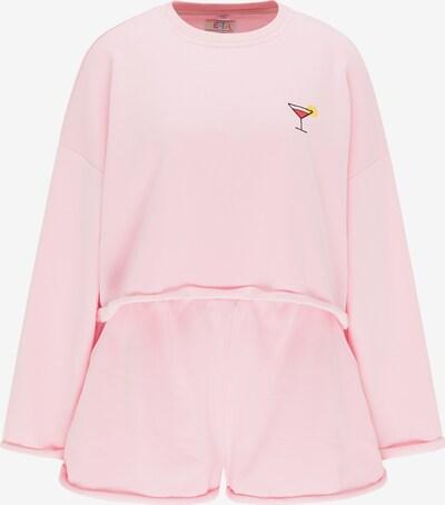 IZIA Survêtement en rose / rose, Vue avec produit