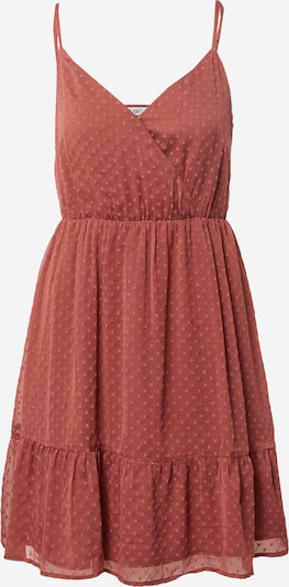 ABOUT YOU Kleid 'Emma' in rostrot, Produktansicht
