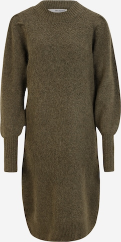 Selected Femme Tall Kötött ruhák 'LINNA-MIA' - zöld