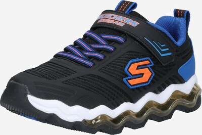 SKECHERS Sneaker in orange / schwarz, Produktansicht
