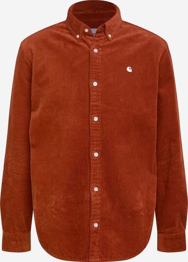 Carhartt WIP Hemd 'Madison' in rostbraun, Produktansicht