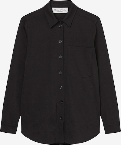 Marc O'Polo Bluse in schwarz, Produktansicht