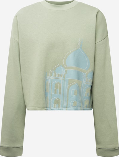 ABOUT YOU Limited Sweatshirt 'Mio' in Mint, Item view
