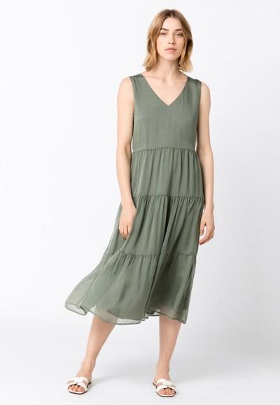 HALLHUBER Kleid in pastellgrün, Modelansicht
