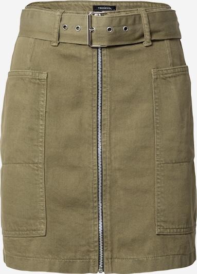 Trendyol Φούστα σε χακί, Άποψη προϊόντος