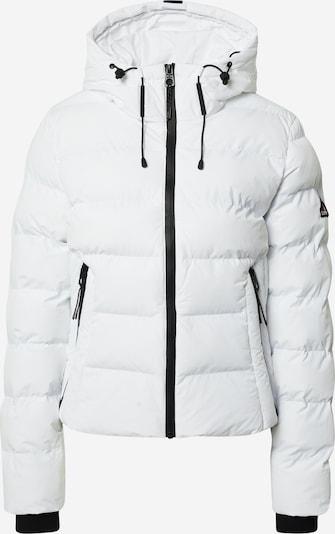 Superdry Jacke in weiß, Produktansicht