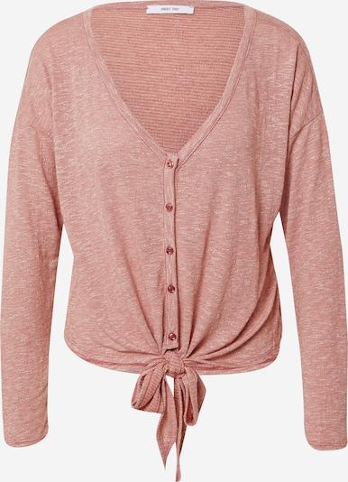 ABOUT YOU Shirt 'Jaden' in rostrot, Produktansicht