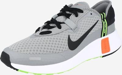 Nike Sportswear Nizke superge 'Reposto' | siva / črna barva: Frontalni pogled