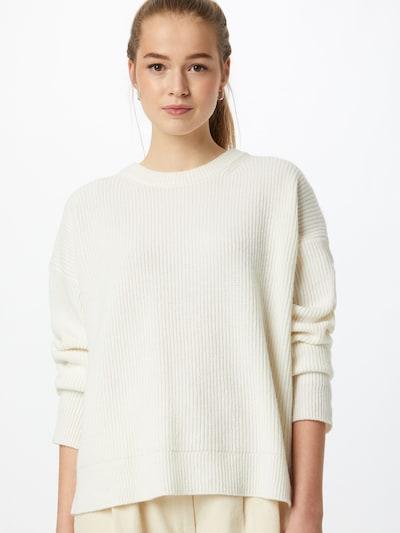fehér Filippa K Oversize pulóver 'Maddox': Elölnézet