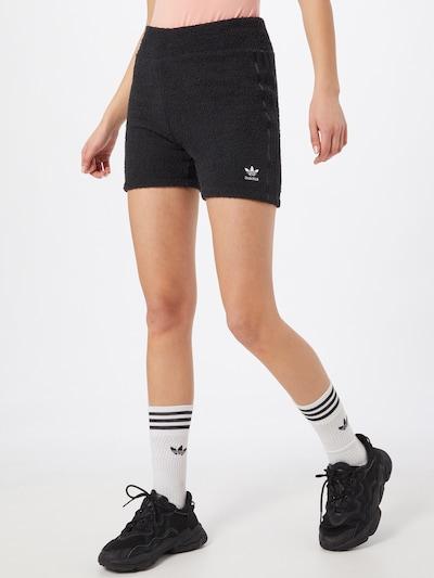 ADIDAS ORIGINALS Broek in de kleur Zwart, Modelweergave