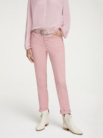 heine Broek in Roze