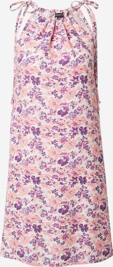 Trendyol Kleid in dunkellila / rosa / weiß, Produktansicht