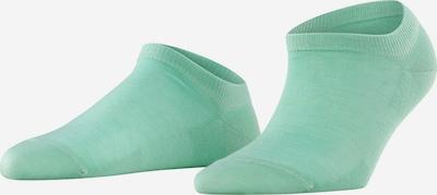 FALKE Socken in mint, Produktansicht