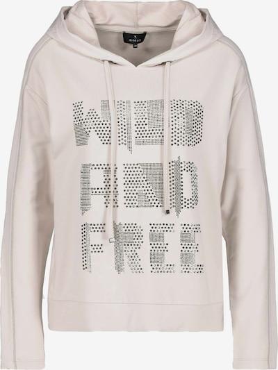 monari Sweatshirt in nude / silber, Produktansicht