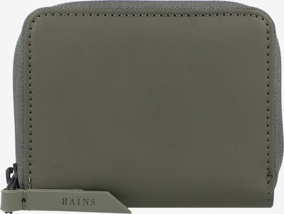 RAINS Portemonnaie in oliv, Produktansicht