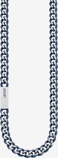 JOOP! Kette in blau / silber, Produktansicht