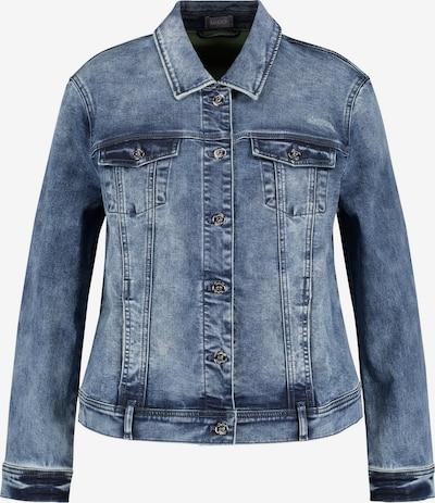 SAMOON Jacke in blue denim, Produktansicht