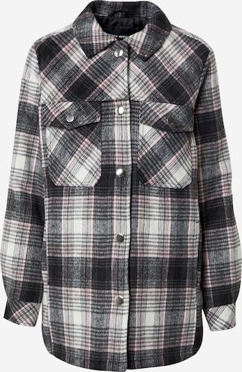 Rudeninis-žieminis paltas iš Tally Weijl , spalva - mišrios spalvos / juoda, Prekių apžvalga