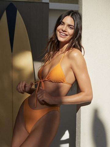 Bikini 'Lani' di Kendall for ABOUT YOU in nero