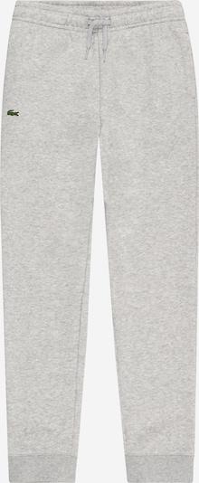 Kelnės iš LACOSTE , spalva - margai pilka, Prekių apžvalga
