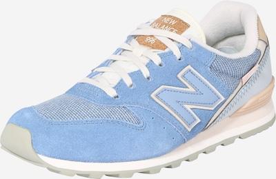 new balance Låg sneaker i beige / ljusblå / vit, Produktvy