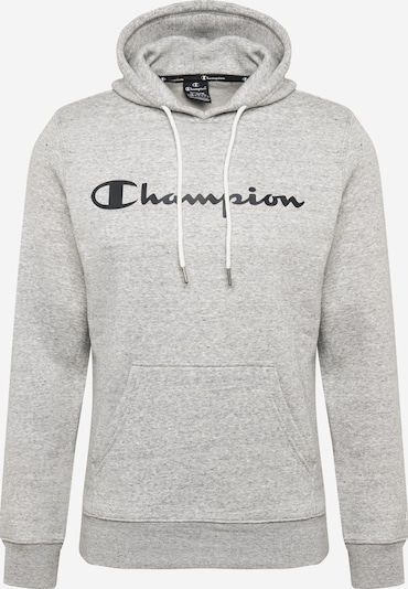 Champion Authentic Athletic Apparel Mikina - šedá / černá, Produkt