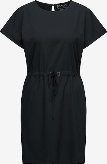 PYUA Kleid 'Daisy' in schwarz, Produktansicht