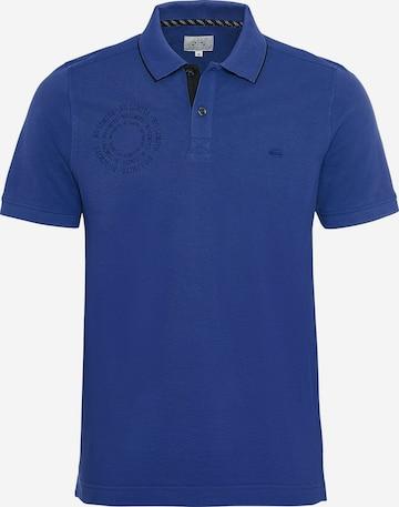 CAMEL ACTIVE Poloshirt in Blau
