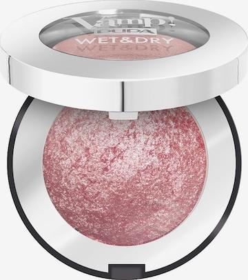 PUPA Milano Eyeshadow 'Vamp! Wet & Dry' in Pink