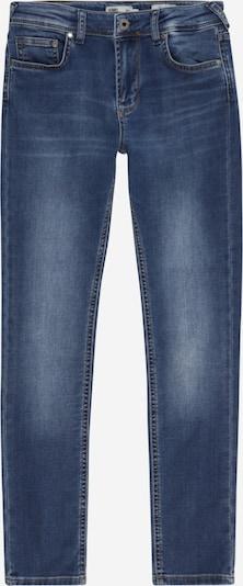 Pepe Jeans Дънки 'FINLY' в син деним: Изглед отпред