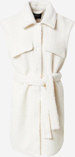 ONLY Chaleco 'PIPER' en beige, Vista del producto