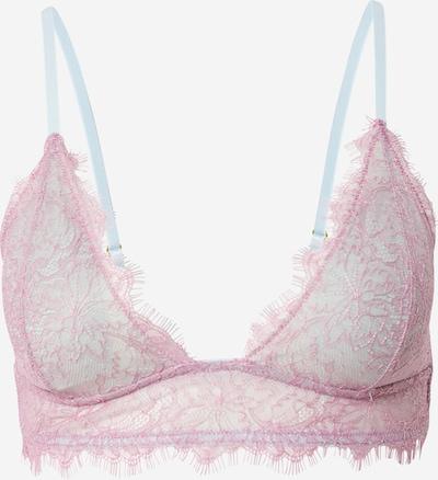 Dora Larsen BH 'FREYA' in pastellgrün / rosé, Produktansicht