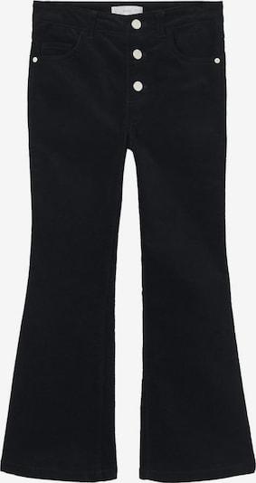 MANGO KIDS Pants in Black, Item view