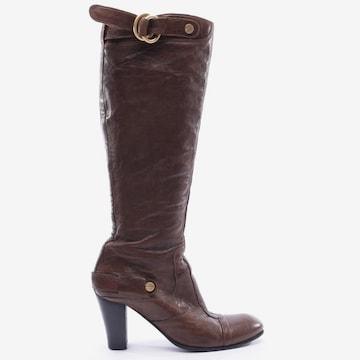 BOSS ORANGE Dress Boots in 37 in Brown