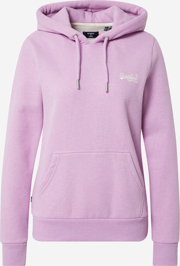 Superdry Sweatshirt in de kleur Lila, Productweergave