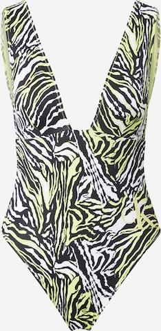 Calvin Klein Swimwear Swimsuit in Green