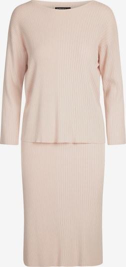 APART Strick-Set als Pullover und Rock in rosé, Produktansicht