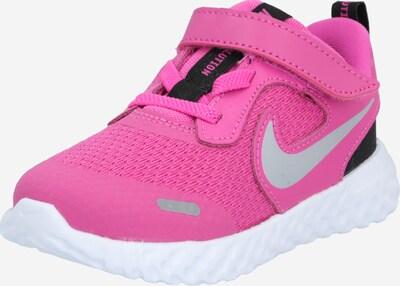 Nike Sportswear Sneaker 'Revolution 5' in fuchsia / silber, Produktansicht