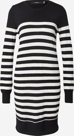 VERO MODA Klänning 'LACOLE' i svart / vit, Produktvy